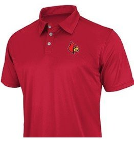 Colosseum Athletics POLO, CHILIWEAR (MSRP $50.00), RED, UL