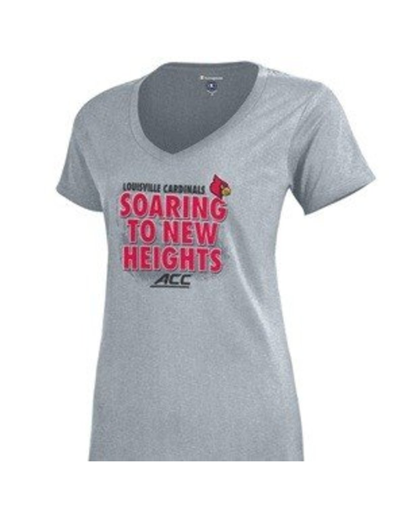 Champion Products TEE, LADIES, SS, ACC SOARING, UL