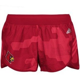 Adidas Sports Licensed SHORT, LADIES, RED CAMO, UL