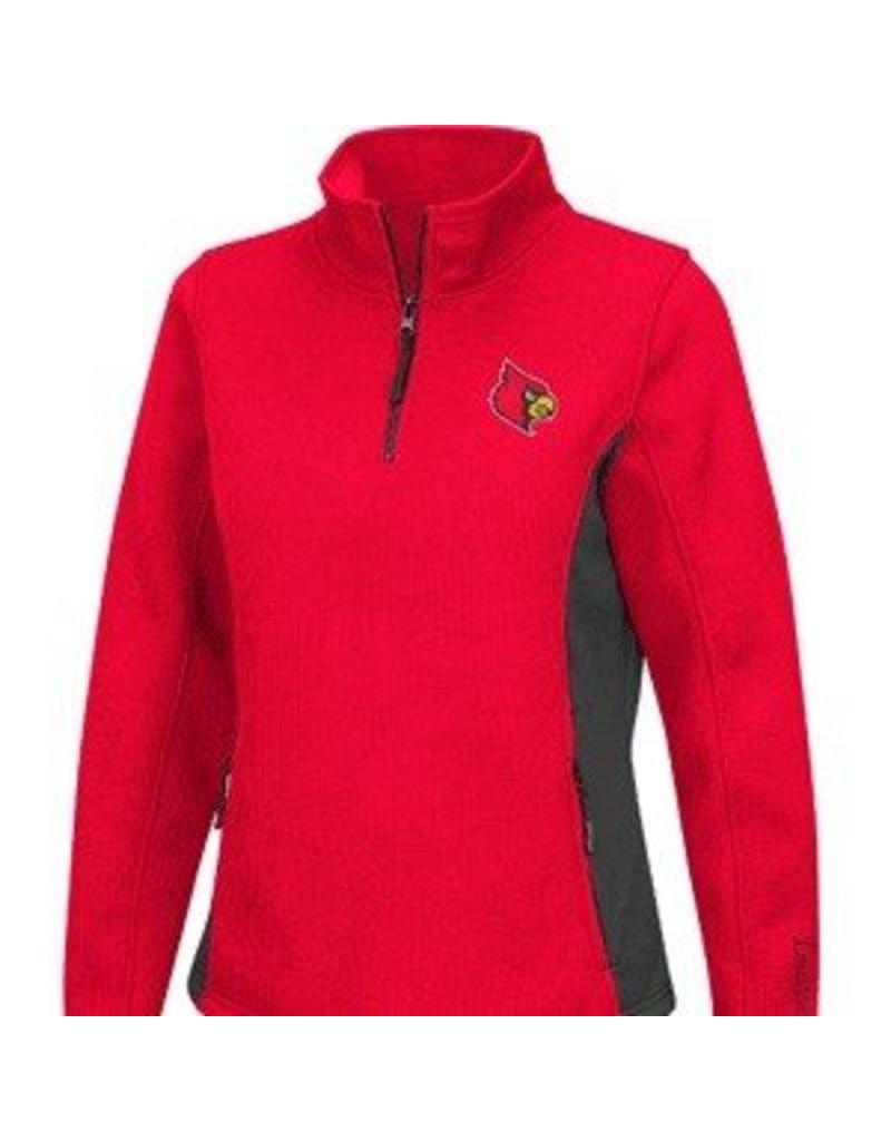 Colosseum Athletics PULLOVER, LADIES, ¼ ZIP, HIGH BAR (MSRP $70.00), UL