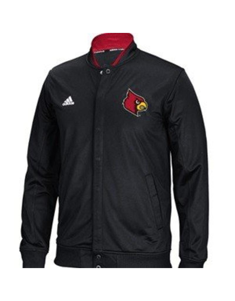 Adidas Sports Licensed JACKET, ADIDAS, ON-COURT, WARM-UP,  BLACK, UL