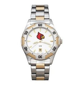 WATCH, MEN'S, ALL-PRO, SILVER/GOLD, UL