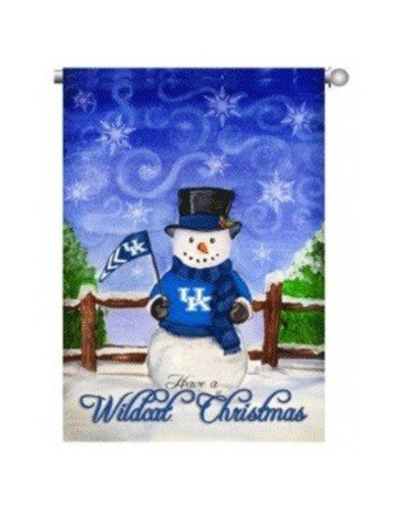 Jaymac Sports Products FLAG, HOUSE BANNER, CHRISTMAS, UK