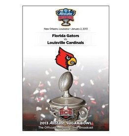 DVD, 2013 SUGAR BOWL GAME, UL