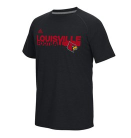 Adidas Sports Licensed TEE, FOOTBALL, ADIDAS, BLACK, UL