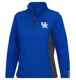 Colosseum Athletics PULLOVER, LADIES, ¼ ZIP, HIGH BAR (MSRP $70.00), UK