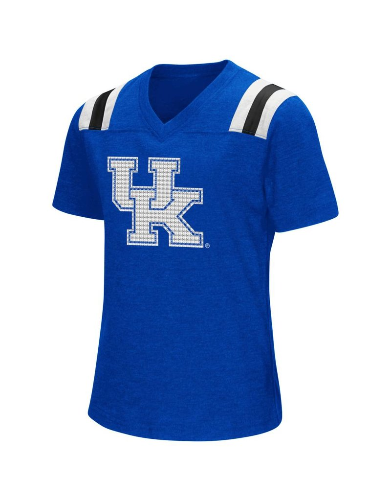 Colosseum Athletics TEE, YOUTH, GIRLS, SS, BUGBY, ROYAL, UK