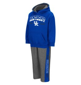 Colosseum Athletics TODDLER SET, PUNTER HOODY, ROYAL/GRAY, UK