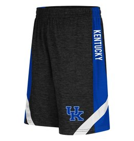 Colosseum Athletics SHORT, YOUTH, SETTER, BLACK/ROYAL, UK