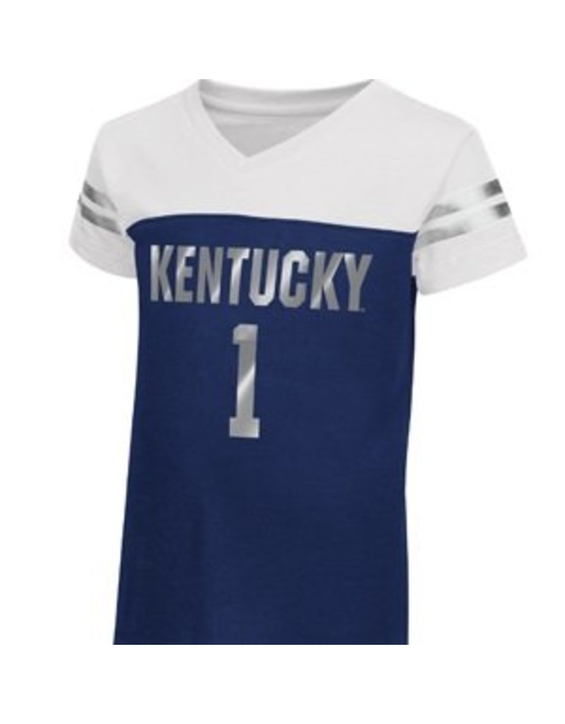 Colosseum Athletics TEE, TODDLER, GIRLS, SS, NICKLE, UK