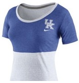 Nike Team Sports TEE, NIKE, LADIES, ROYAL/WHITE, UK