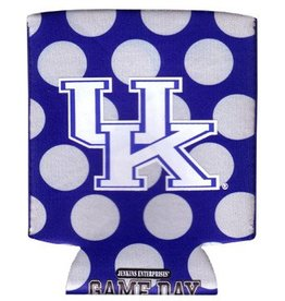 Kentucky Souvenirs KOOZIE, POLKADOT, UK