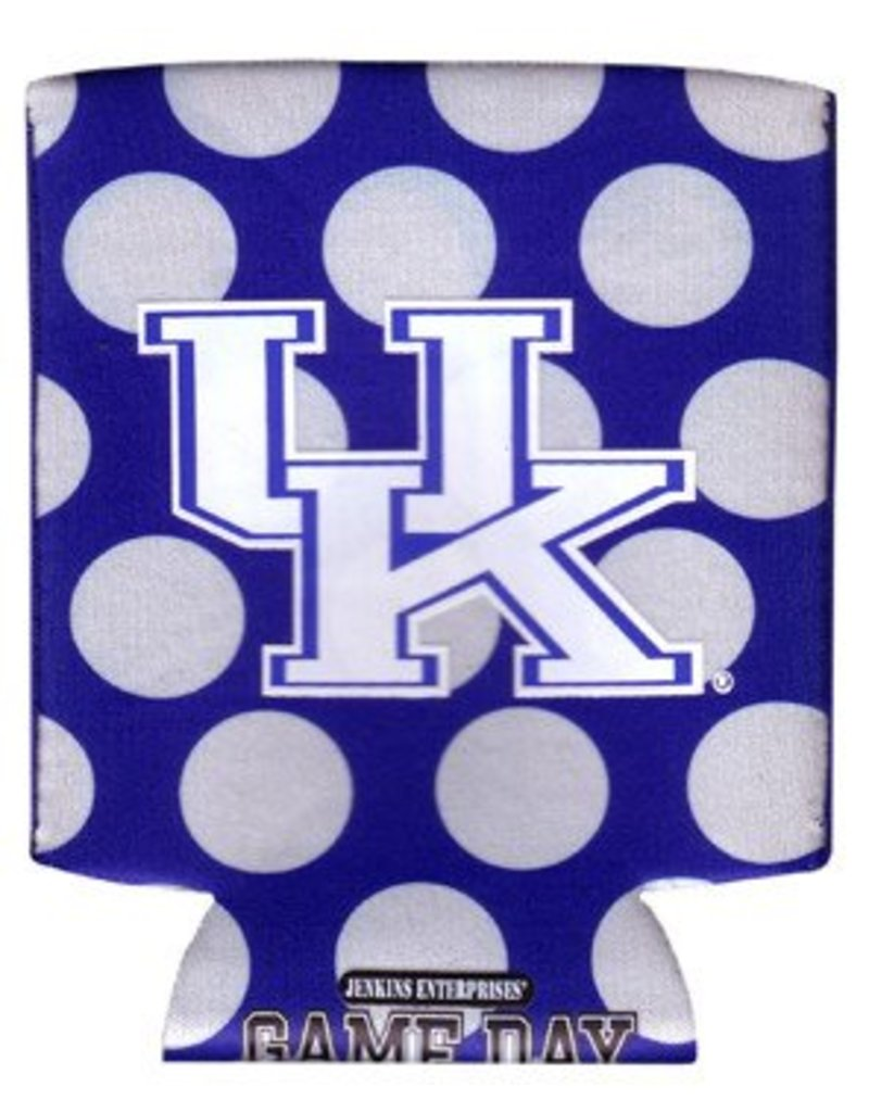 Kentucky Souvenirs KOOZIE, POLKADOT, UK