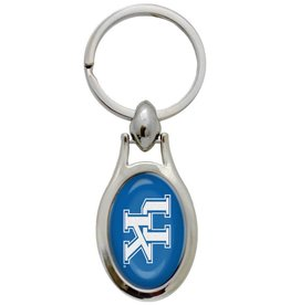 Stockdale Technologies KEY RING, TEAR, CHROME, UK