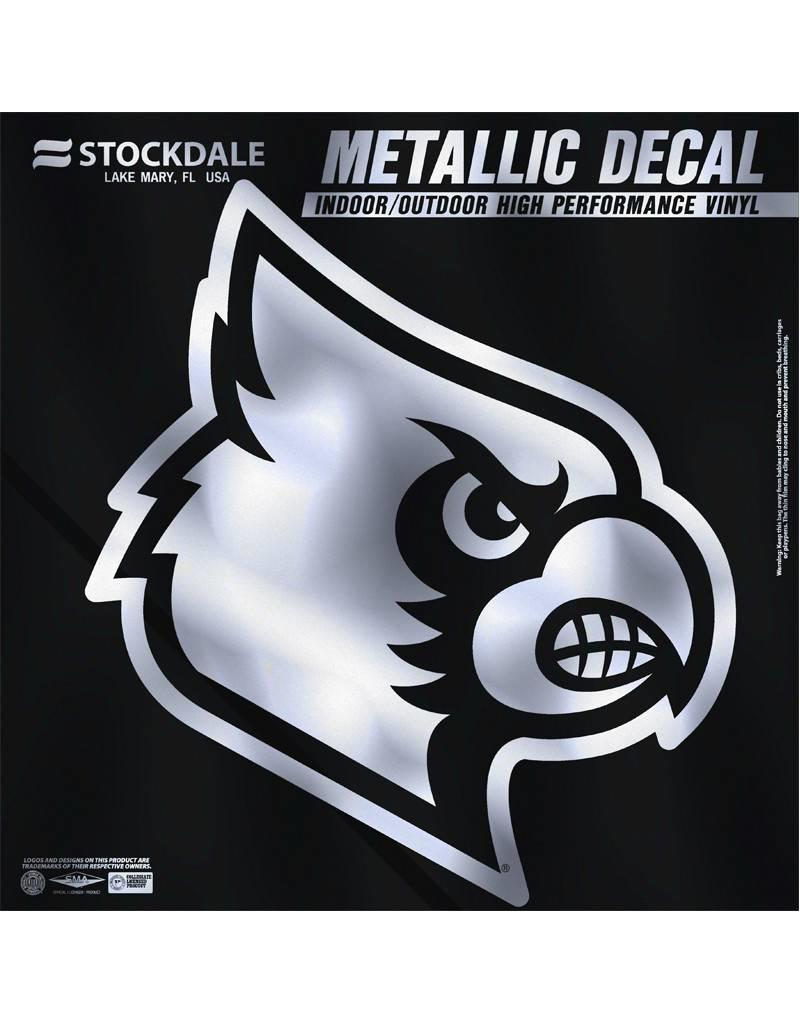 Stockdale Technologies DECAL, METALLIC, 12 INCH, UL
