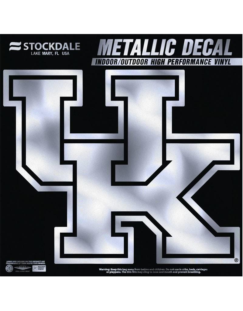 Stockdale Technologies DECAL, METALLIC, 6 INCH, UK