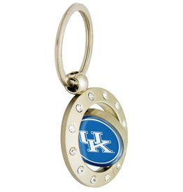 Stockdale Technologies KEY RING, BLING, ROYAL, UK