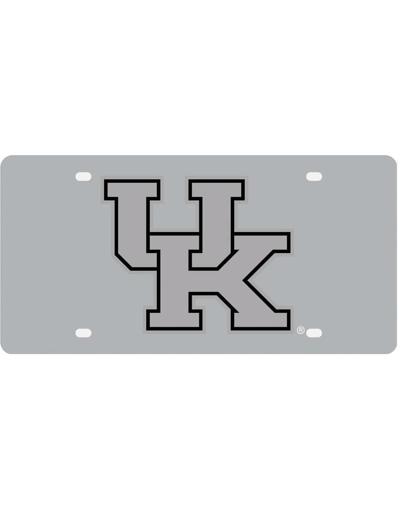 Stockdale Technologies LICENSE PLATE,STAINLESS STEEL,UK