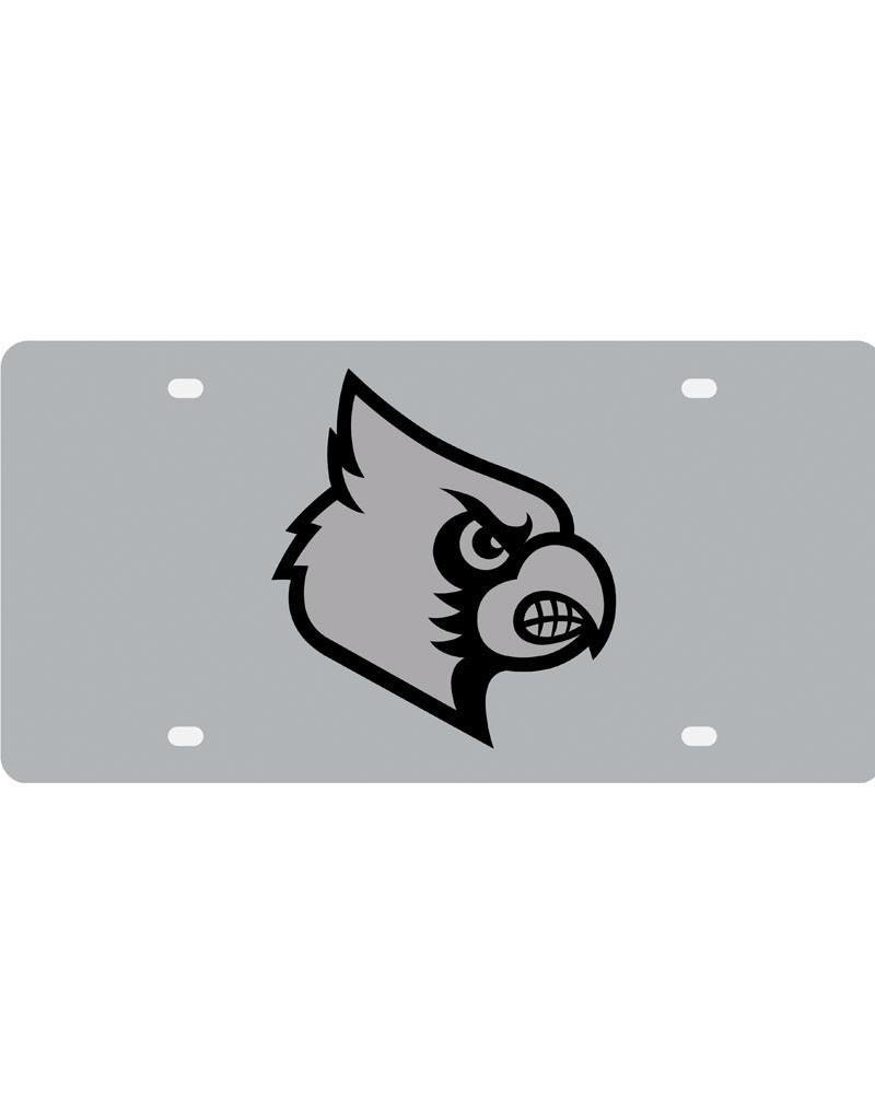Stockdale Technologies LICENSE PLATE,STAINLESS STEEL,UL