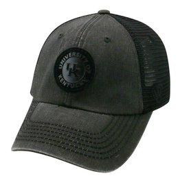 Top of the World HAT, FLEX FIT, OUTLANER, BLACK, UK