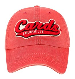 HAT, ADJUSTABLE, PARK, RED, UL