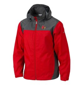 JACKET, STORM, RED, UL