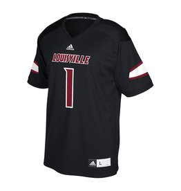 Adidas Sports Licensed JERSEY, ADIDAS, #1, BLACK, UL