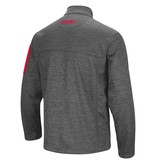 Colosseum Athletics JACKET, FULL-ZIP, ANCHOR, CHARCOAL, UL
