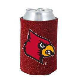 Kentucky Souvenirs CAN HUGGIE, GLITTER, RED, UL