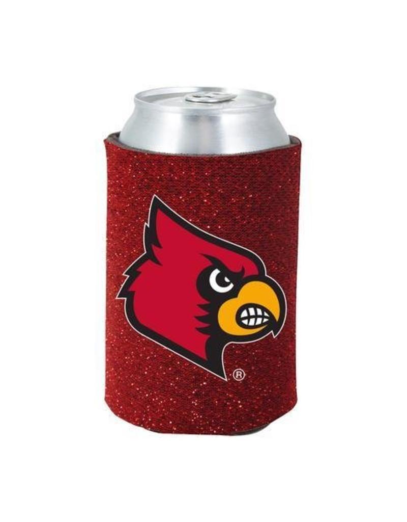 Kentucky Souvenirs CAN HUGGIE, GLITTER, RED, UL