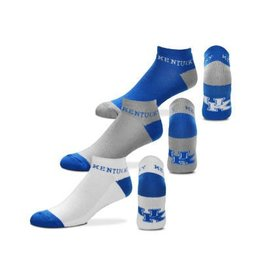 Bare Feet SOCKS, ANKLE, 3 PACK, UK