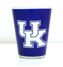 Kentucky Souvenirs SHOT GLASS, 2-TONE, 2 OZ, UK