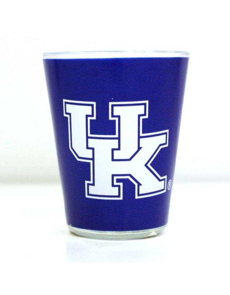 Kentucky Souvenirs SHOT GLASS, 2-TONE, 2 OZ, UK