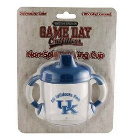 SIPPY CUP, NO SPILL, UK, 8 OZ