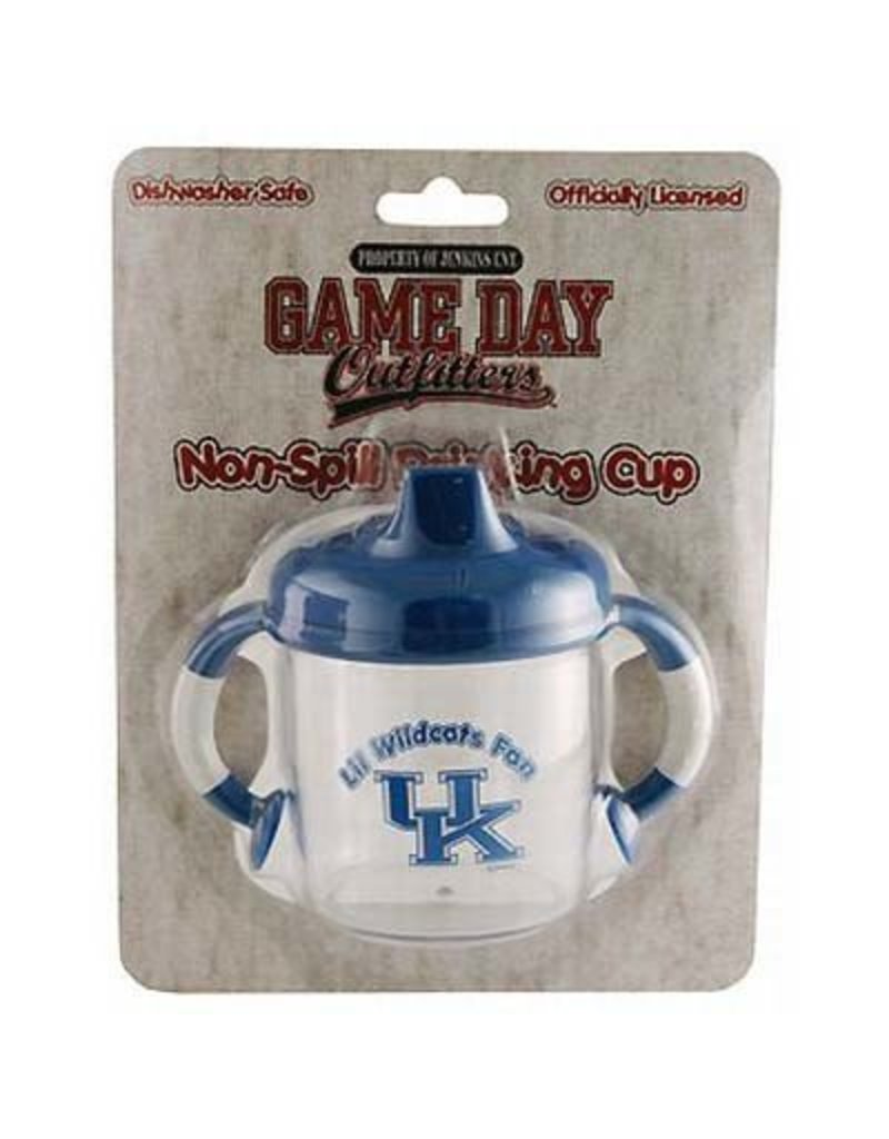 SIPPY CUP, NO SPILL, 8 OZ, UK