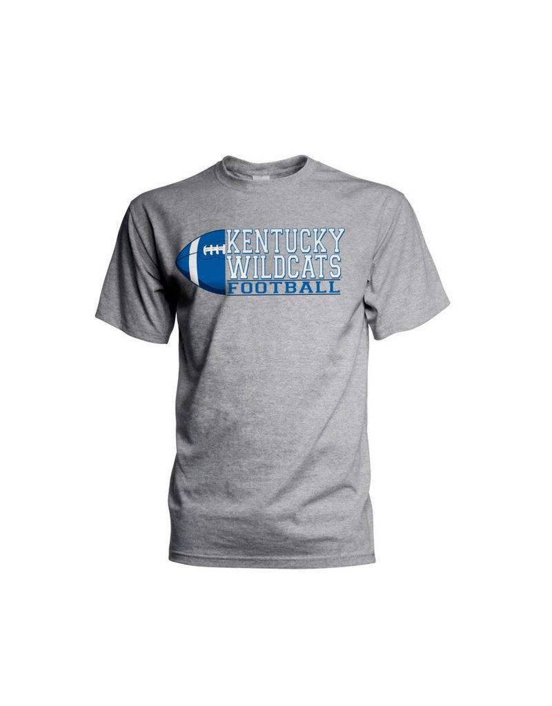 TEE, FOOTBALL, UK Gray