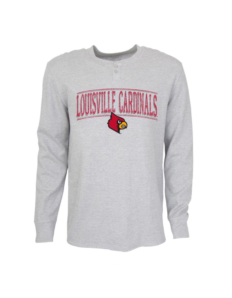 Concept Sports TEE, LS, HUDDLE, GRAY, UL