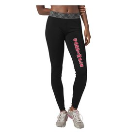 Boxercraft LEGGINGS, LADIES, BLACK, UL