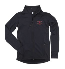 Boxercraft JACKET, LADIES, WARM-UP, BLACK, UL