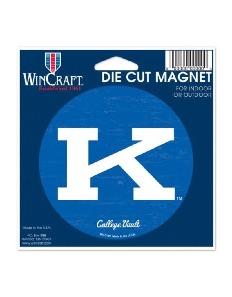 Wincraft Inc MAGNET, ROUND, VAULT, 4.5x6, UK