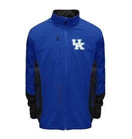 MTC Marketing JACKET, APEX, ROYAL/CHARCOAL, UK