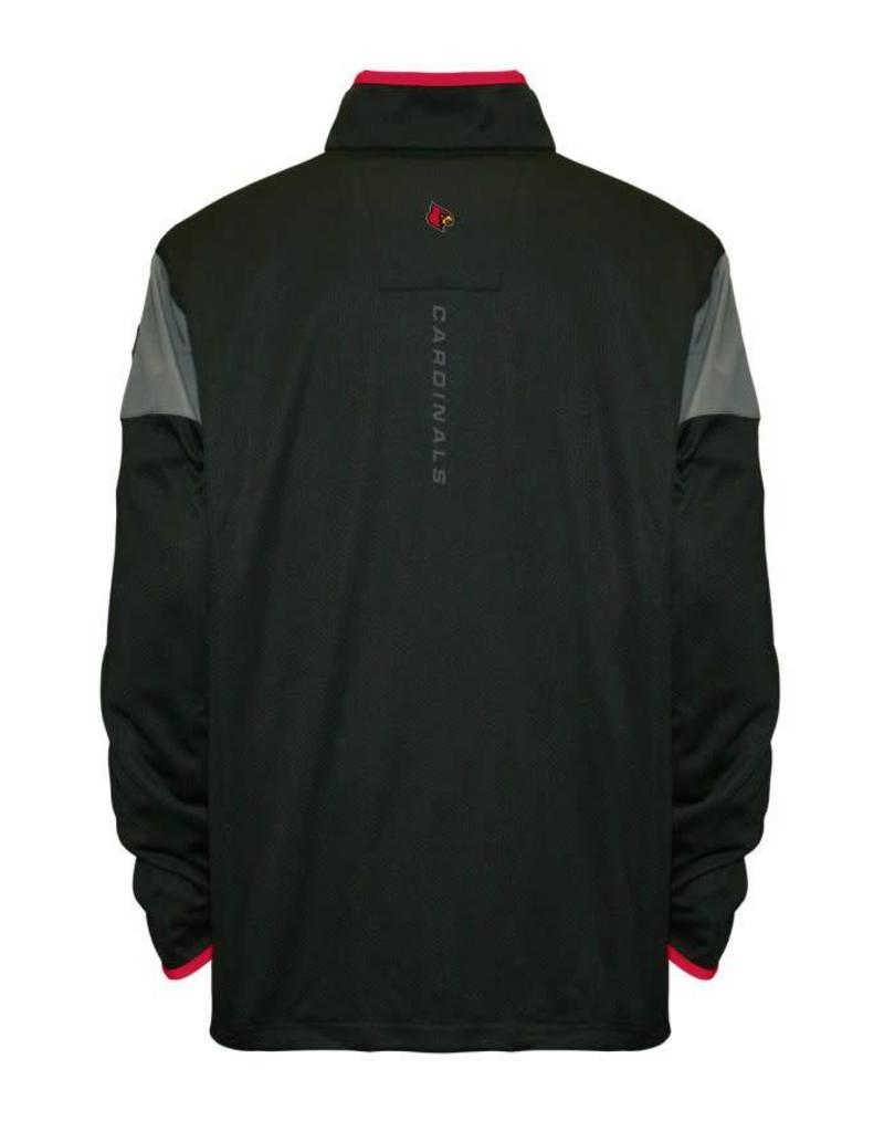 MTC Marketing PULLOVER, 1/4 ZIP, VAPOR, BLACK, UL