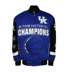 MTC Marketing JACKET, CHAMP, ROYAL/BLACK, UK