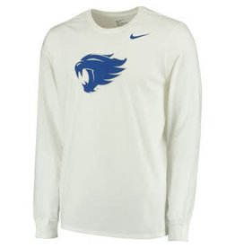 Nike Team Sports TEE, NIKE, LS, LOGO, WHITE, UK