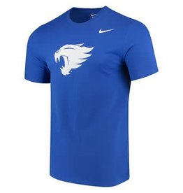 Nike Team Sports TEE, SS, NIKE, NEW LOGO, ROYAL, UK