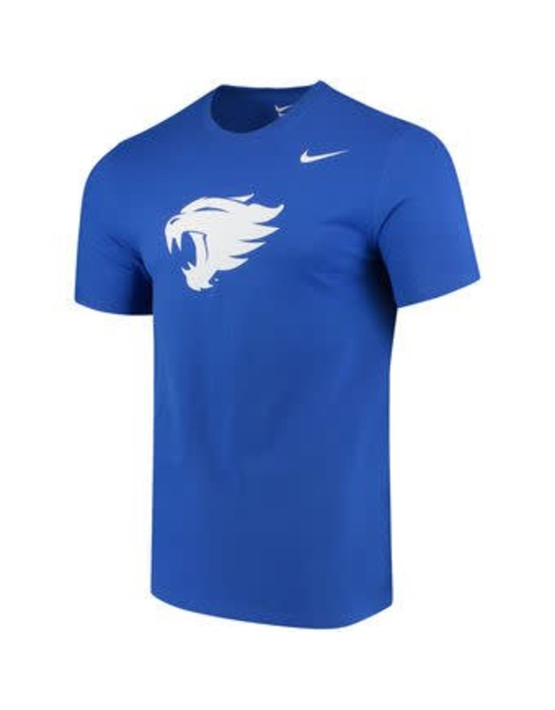 Nike Team Sports TEE, SS, NIKE, NEW LOGO, ROYAL, UK