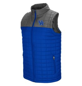 Colosseum Athletics VEST, AMPLITUDE, ROYAL/CHARCOAL, UK