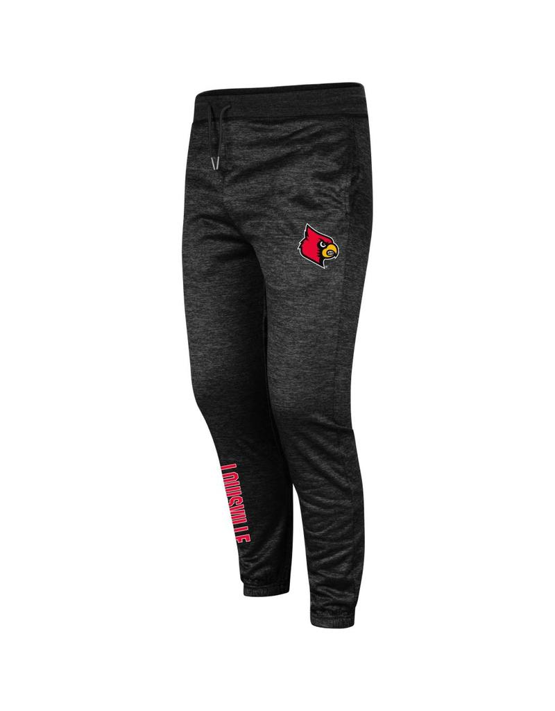 Colosseum Athletics PANT, FLEECE, WORKIN, BLACK, UL