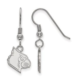 EARRINGS, HOOK, STERLING SILVER, CARDHEAD, UL
