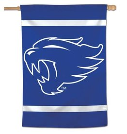 Wincraft Inc FLAG, HOUSE BANNER, NEW LOGO, ROYAL/WHITE, UK